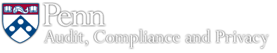 Penn Audit, Compliance and Privacy logo